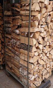 Küttepuud kuiv Kask 30cm - Lööra