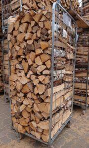 Küttepuud kuiv Kask 40cm - Lööra