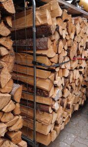 Küttepuud kuiv Kuusk 53cm - Lööra